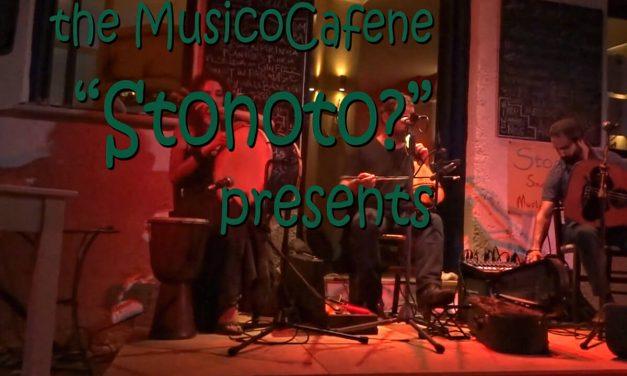 """ERAN"" at the MusicoCafene ""Stonoto?"" in Mirtos"