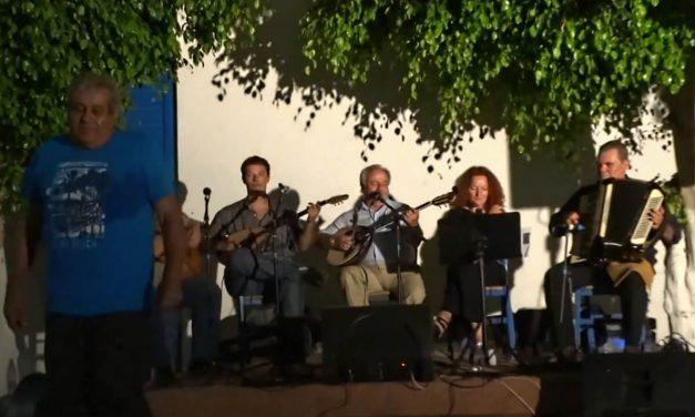 Manolis Dimitrianakis in Mirtos