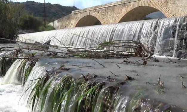 Mirtos River Flows