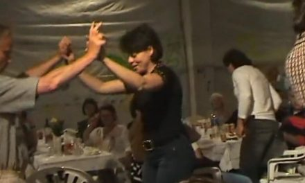 2008 – Dance Party in Mirtos Village Hall
