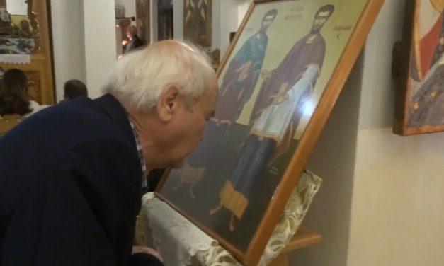 Orthodox Easter in Mirtos, 2019