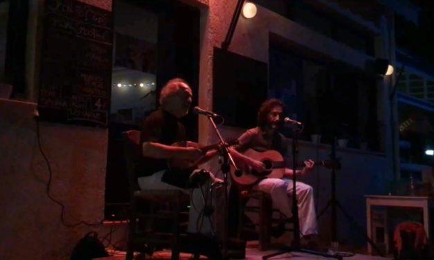 Michalis Stavrakakis – Dimitris Zacharioudakis Live