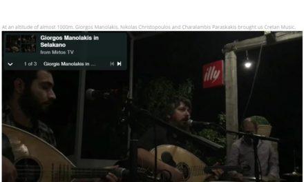 Manolakis in Selakano